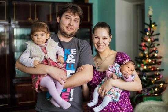 блог молодой семьи