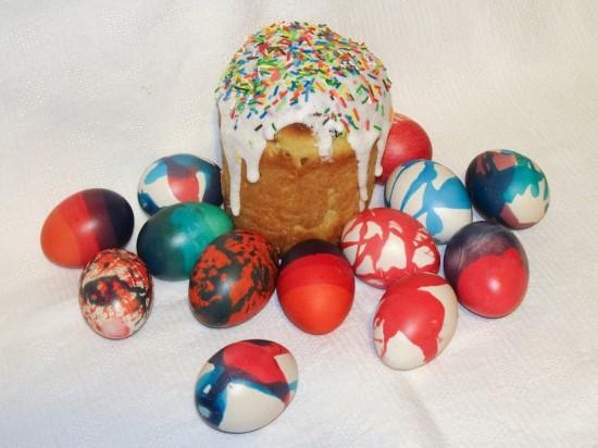 роспись пасхальных яиц мастер-класс
