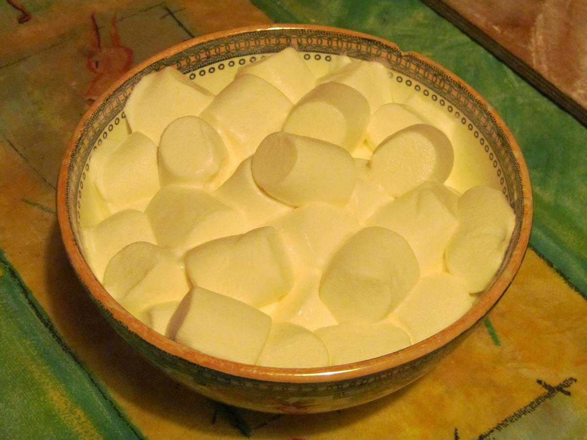 Как приготовить маршмеллоу в домашних условиях рецепт пошагово