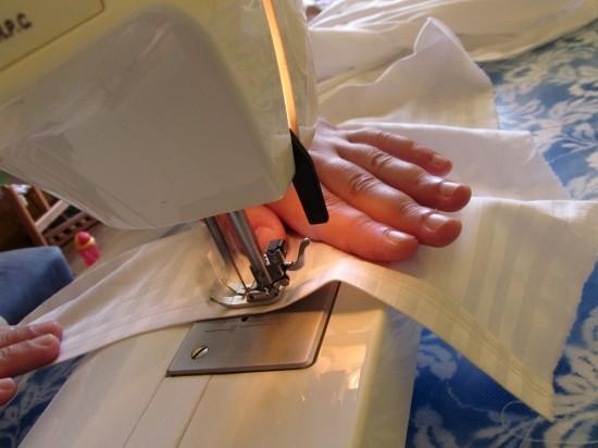 пошив штор своими руками фото