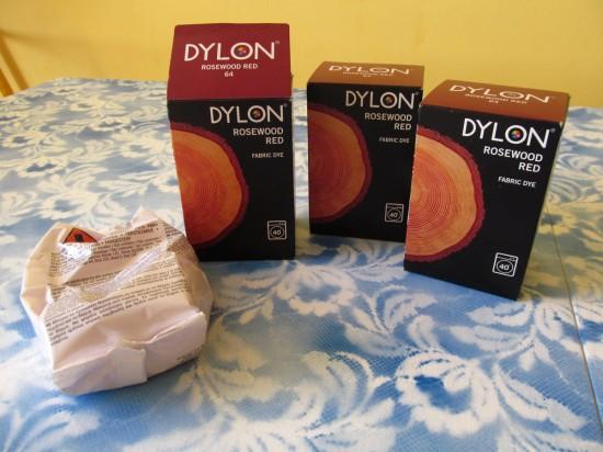 Краска для ткани Dylon (Дайлон)