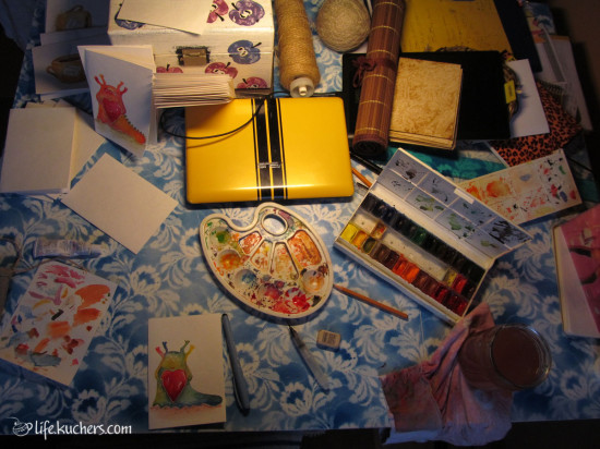 открытки своими руками мастер-класс