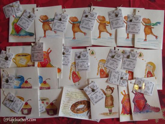 как сделать открытки своими руками мастер-класс