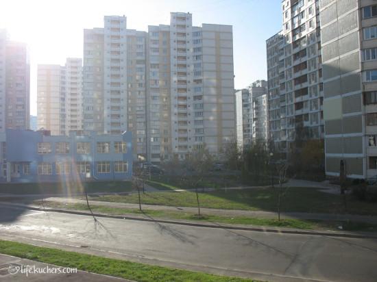 Как выбрать квартиру? Вид из окна