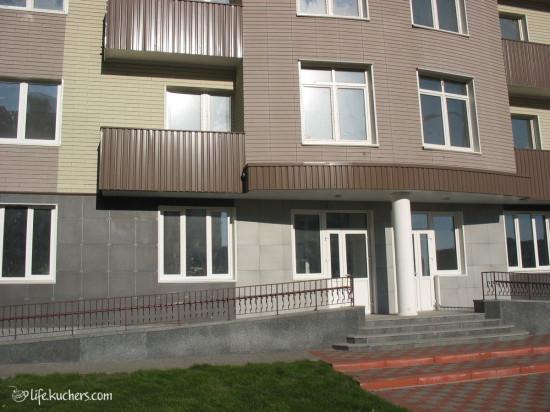 Как выбрать квартиру? Фасад дома