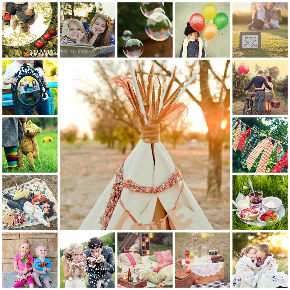 Реквизиты для фотосессии своими руками для детей