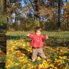 Осенний декор, прогулка и маффины